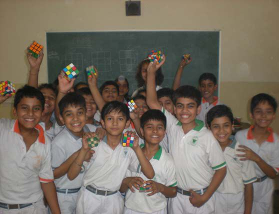 Impact of Brain games and Right Brain development in Children