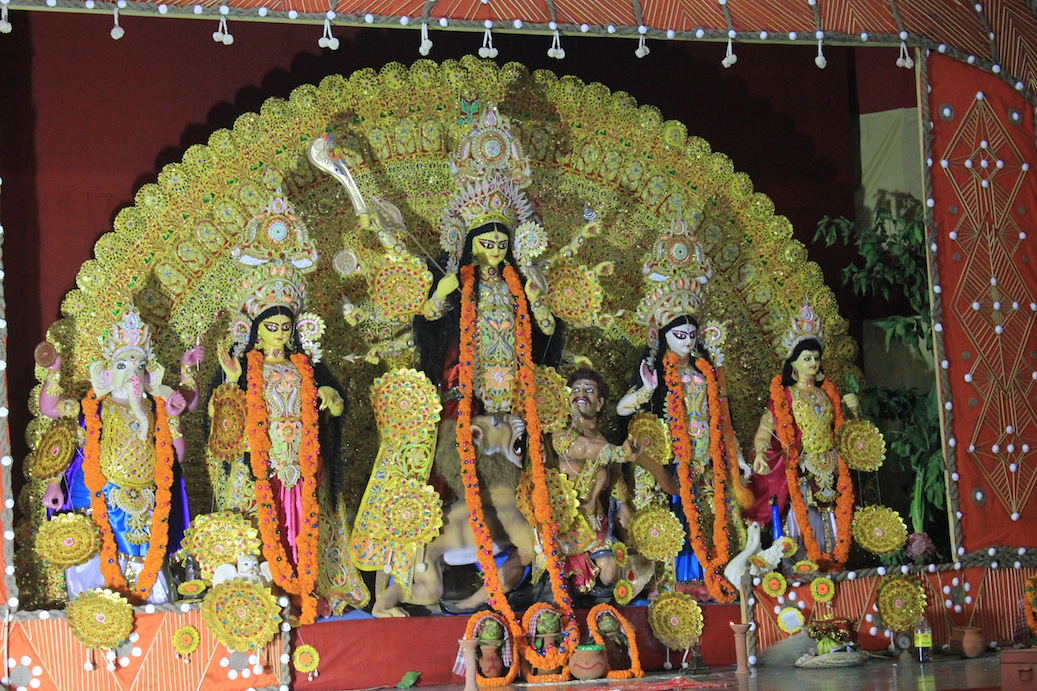 A Bengali's Guide to celebrating Durga Puja in Gurgaon