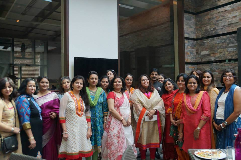 GurgaonMoms learn to make Perfect Biryani