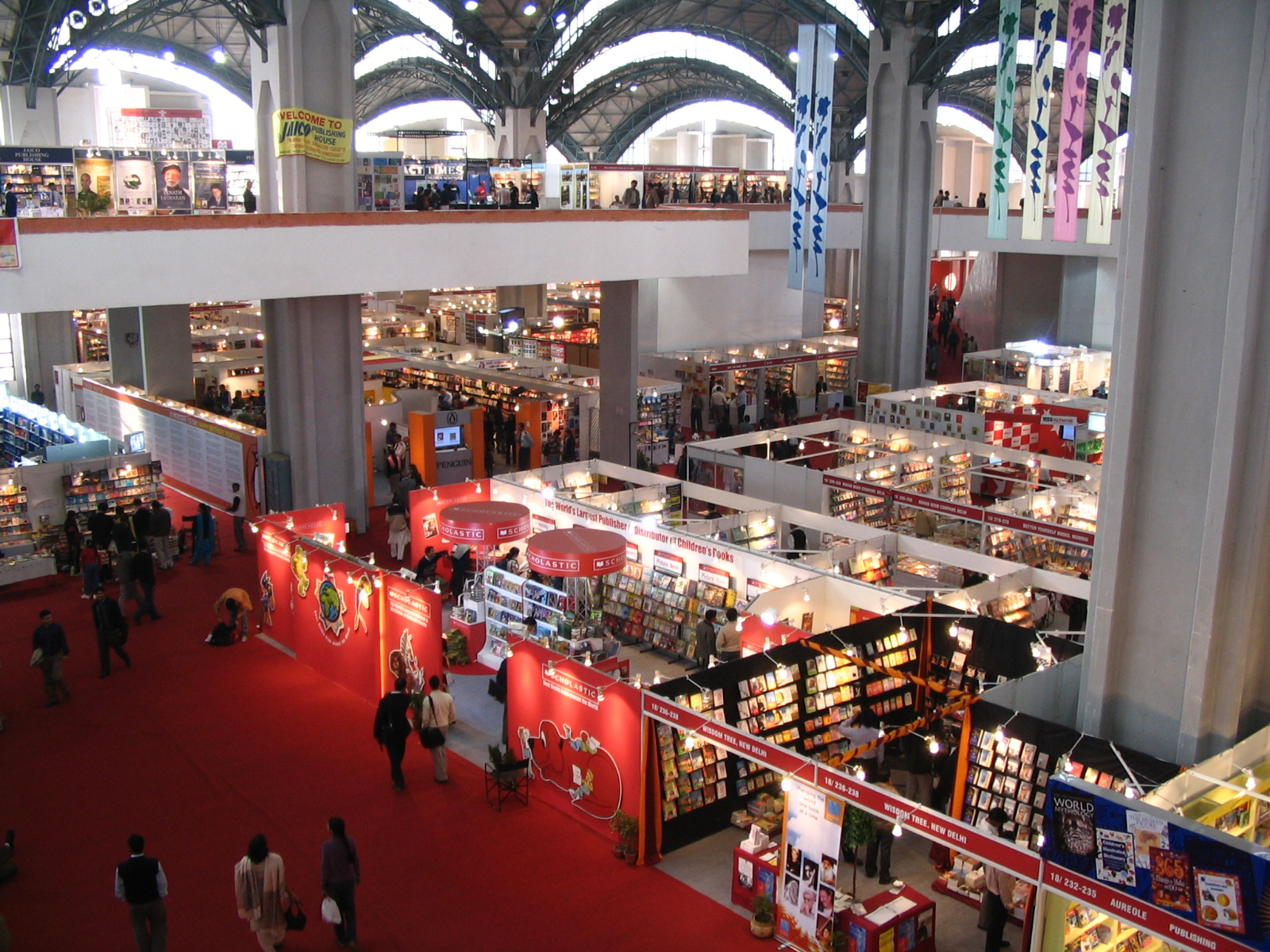 New Delhi World Book Fair (14th -22nd Feb, 2015)