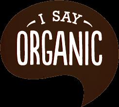 ISayOrganic