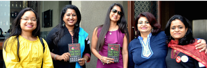 In Conversation with Preeti Shenoy | A GurgaonMom's Book Club Event