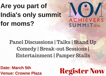 The Mom Achievers Summit 2016