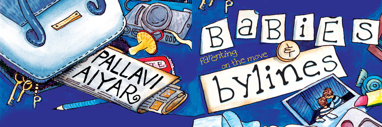 Book Review: Babies and Bylines by Pallavi Aiyar