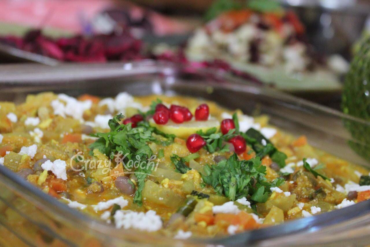 Navratan Korma (Potato Free Navratra)
