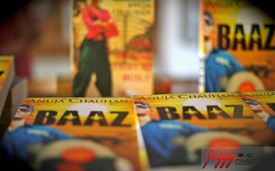 Book Review of Anuja Chauhan's 'Baaz'