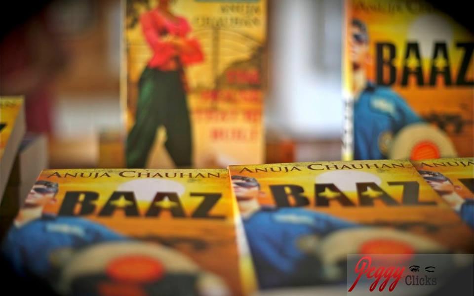 Book Review of Anuja Chauhan's 'Baaz'