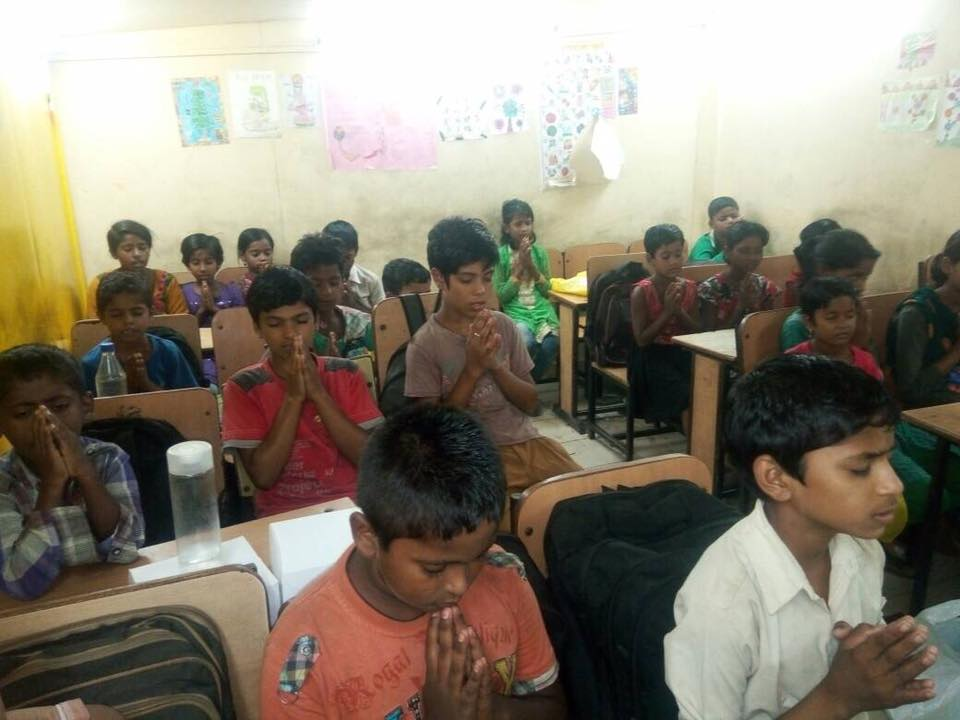 Spreading Smiles Gyan Kendra: A School for the Underpriviledged