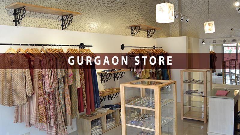 Samprada's New Address in Gurgaon