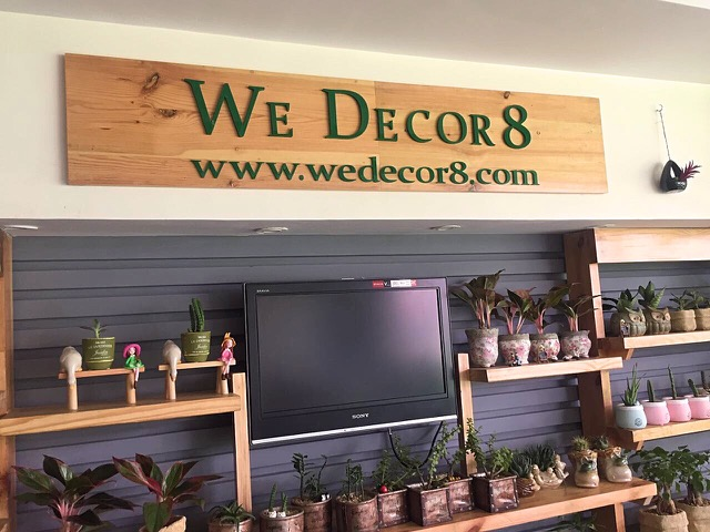 Launch of WeDecor8 Store