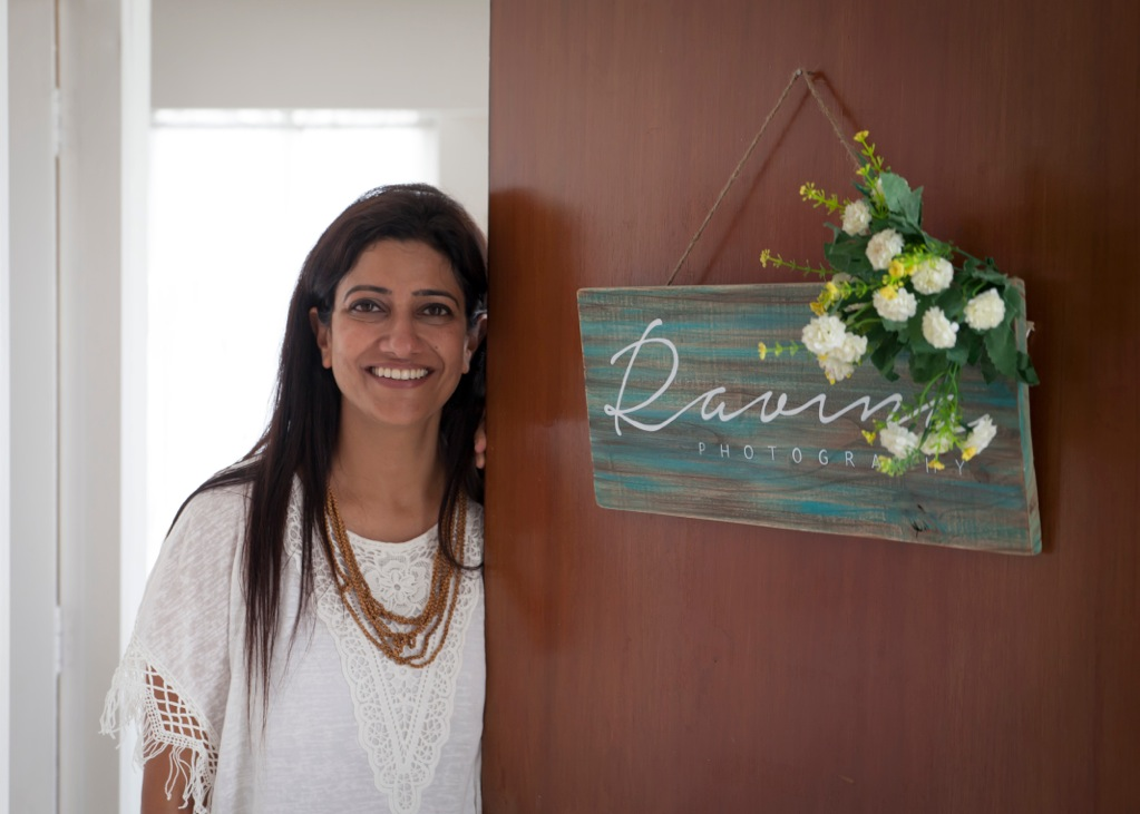 Launch of New Born & Infant Photography Studio by Ravina Sodhi