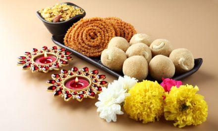 Enjoy Diwali, Guilt Free!