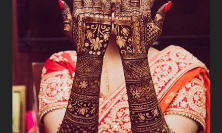Mehendi Designs for Karvachauth