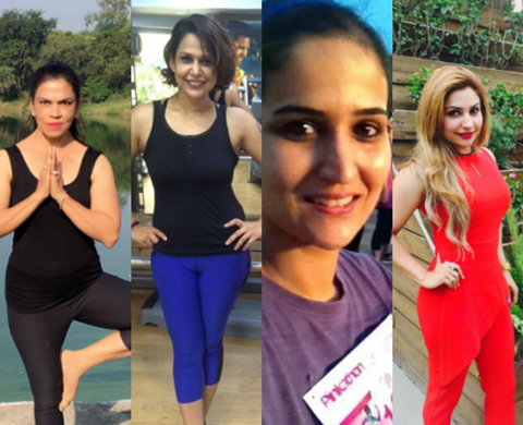 4 Muscle-Moms Breaking the Stereotypes