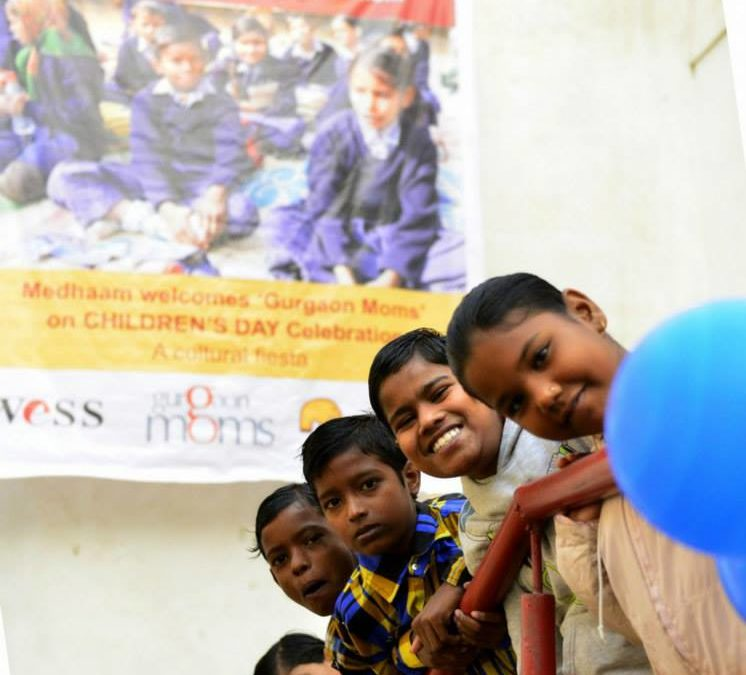 'Çhoti Si Asha '- A Children's Day Event by Gurgaonmoms