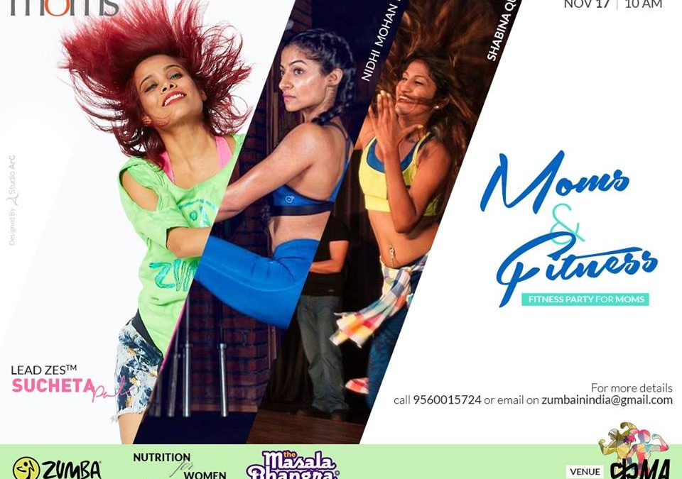 Gear Up for Krama Studio's Mom Fitness Party with Sucheta Pal
