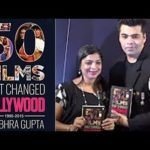 '50 Films That Changed Bollywood, 1995-2015' by Shubhra Gupta: A Gurgaonmoms Book Club Event