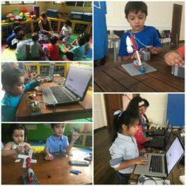 LEGO Robotics Classes for Children @ New Delhi Children's Hospital & Research Centre's Magical World