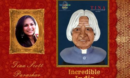 Incredible India – An International Cake Collaboration by Tina Scott Parashar
