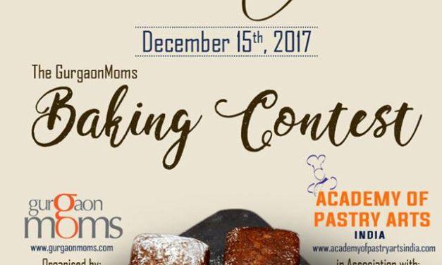The GurgaonMoms Baking Contest