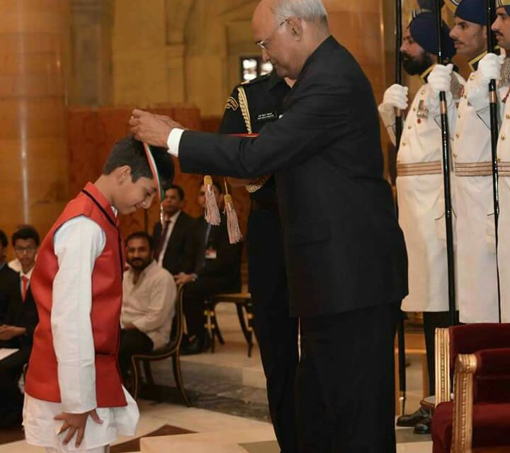 A Proud Mom Shares Her Happiness – Here's to a Young Achiever Jaysheel