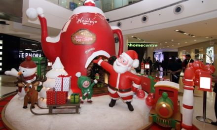 'Letters To Santa' Christmas Carnival by Hamleys at DLF Mall of India