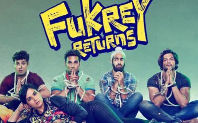 Fukrey Returns : Movie Review
