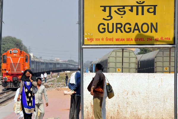 Life In Gurgaon -Part I