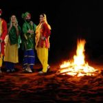 Lohri Celebrations In Gurgaon