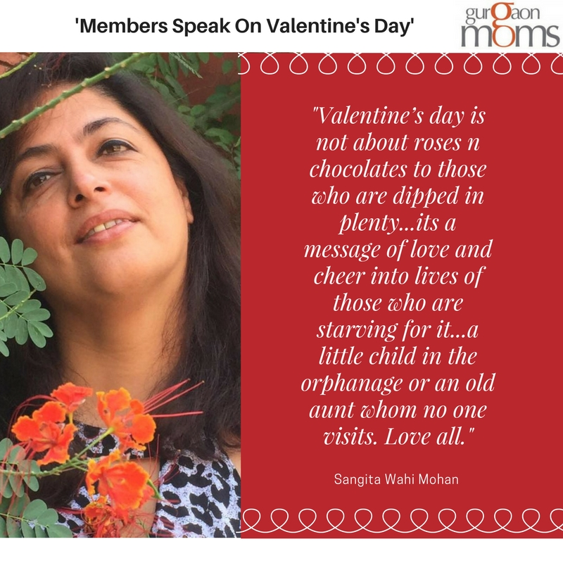 Valentines day meetup for distant lovers