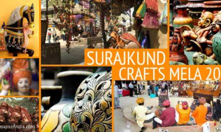 Experience the Rich Crafts & Culture at the Surajkund International Crafts Mela