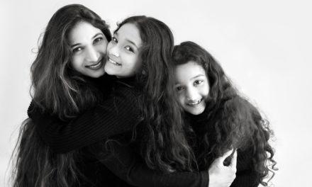 Family Photographs Boost Your Child's Self-Esteem