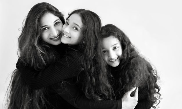 Family Photographs Boost Your Child's Self-Esteem