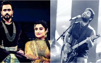 All About Love – From Stories to Songs with Mughal-e-Azam & Arijit Singh