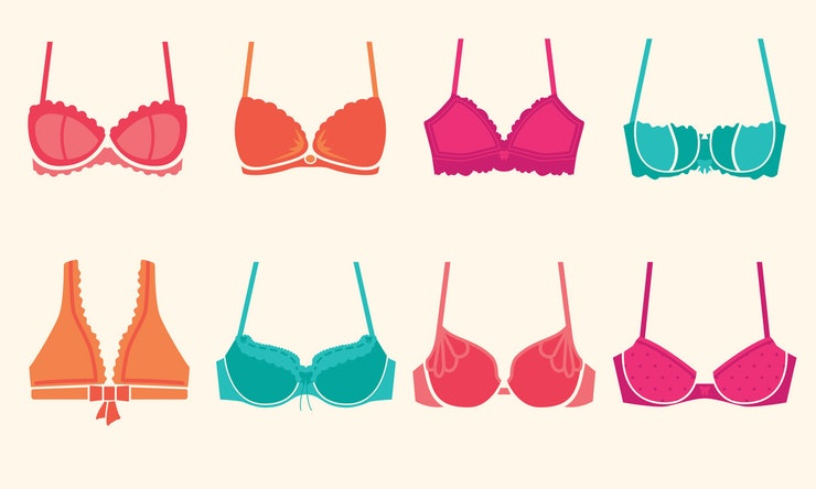 Basic Bras Every Women Should Have