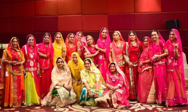 Bringing Ghoomar To All Communities : A Story Of Dedication and Perseverance