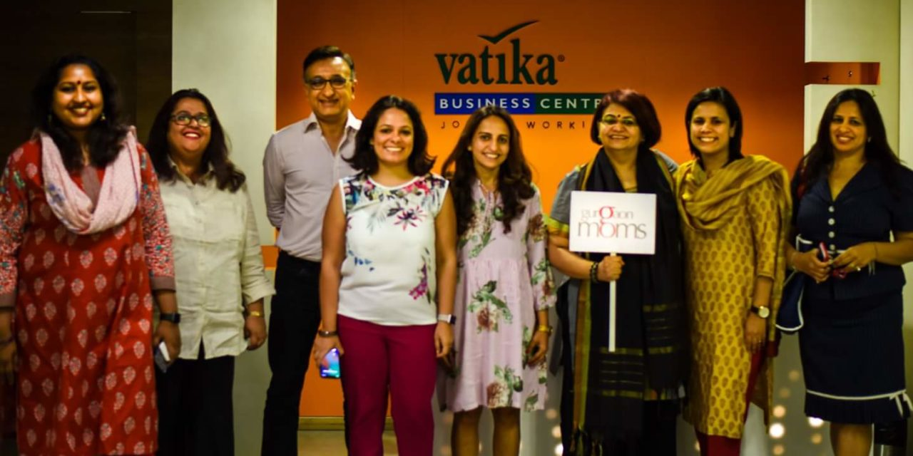 Mentoring Session for the She Made It- An Elevator Pitch Contest at VBC