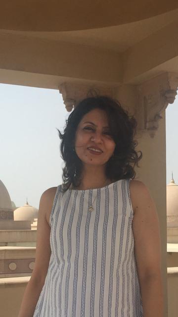 Dr Seema Sandhu
