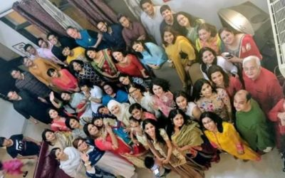 When Strangers Got Together For An Interfaith Iftar