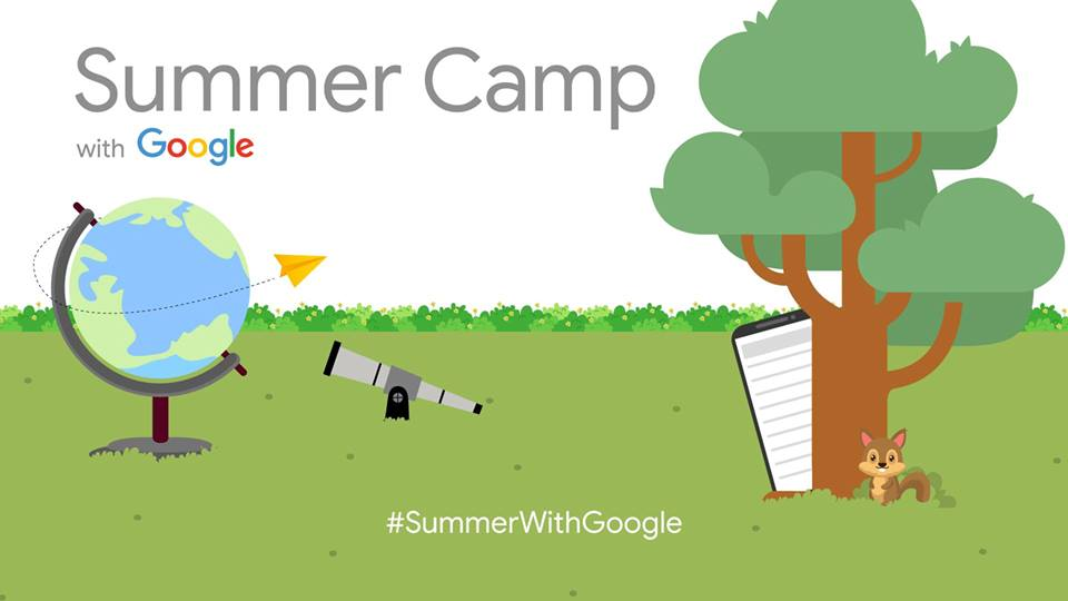 Summer With Google