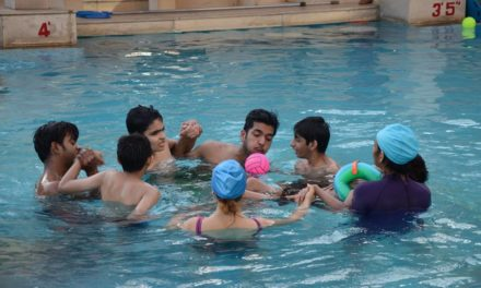 Special Assisted Sports Academy Opens In Gurgaon