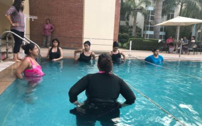 'The Bump Club' Focuses on the Benefits of Aqua Exercising During Pregnancy