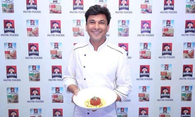 Michelin Star Chef, Vikas Khanna Launches The New Quaker Whole Oats