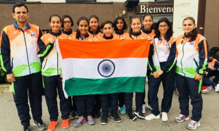 Gurgaon Girls Represent Team India at the Paris World Games : A  Proud Mom Shares Her Joy