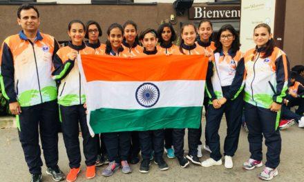 Gurgaon Girls Represent Team India at the Paris World Games : A  Proud Mom Shares Her Joy