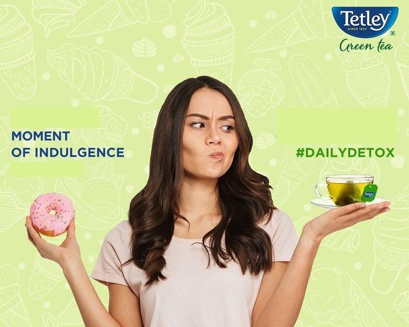 Moment of Indulgence & Daily Detox