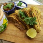 Veebadillas- My take on Quesadillas