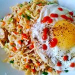Recipe : Sriracha Fried Rice