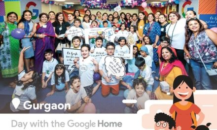 Ok Google! – A GurgaonMoms visit to the Google Office.
