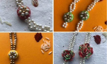 Celebrate the Bond of Love with Exclusive & Handmade Rakhis and Gift a Smile